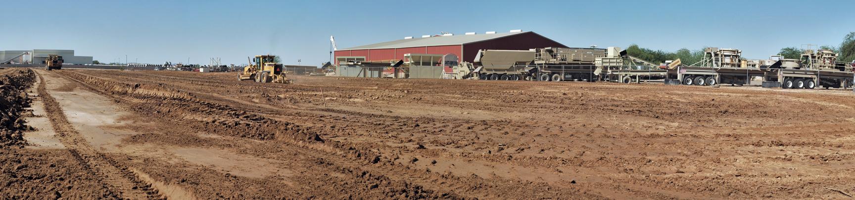 Iniciamos la Construcción de Nuestras Instalaciones de Producción