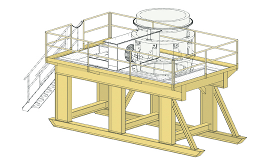 Skid Structure Design